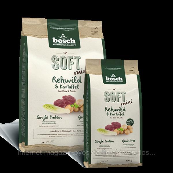Bosch (Бош) HPC SOFT Мини (Косуля и картофель), 1 кг