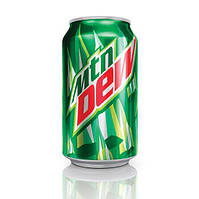 Mtn Mountain Dew 0,33 l