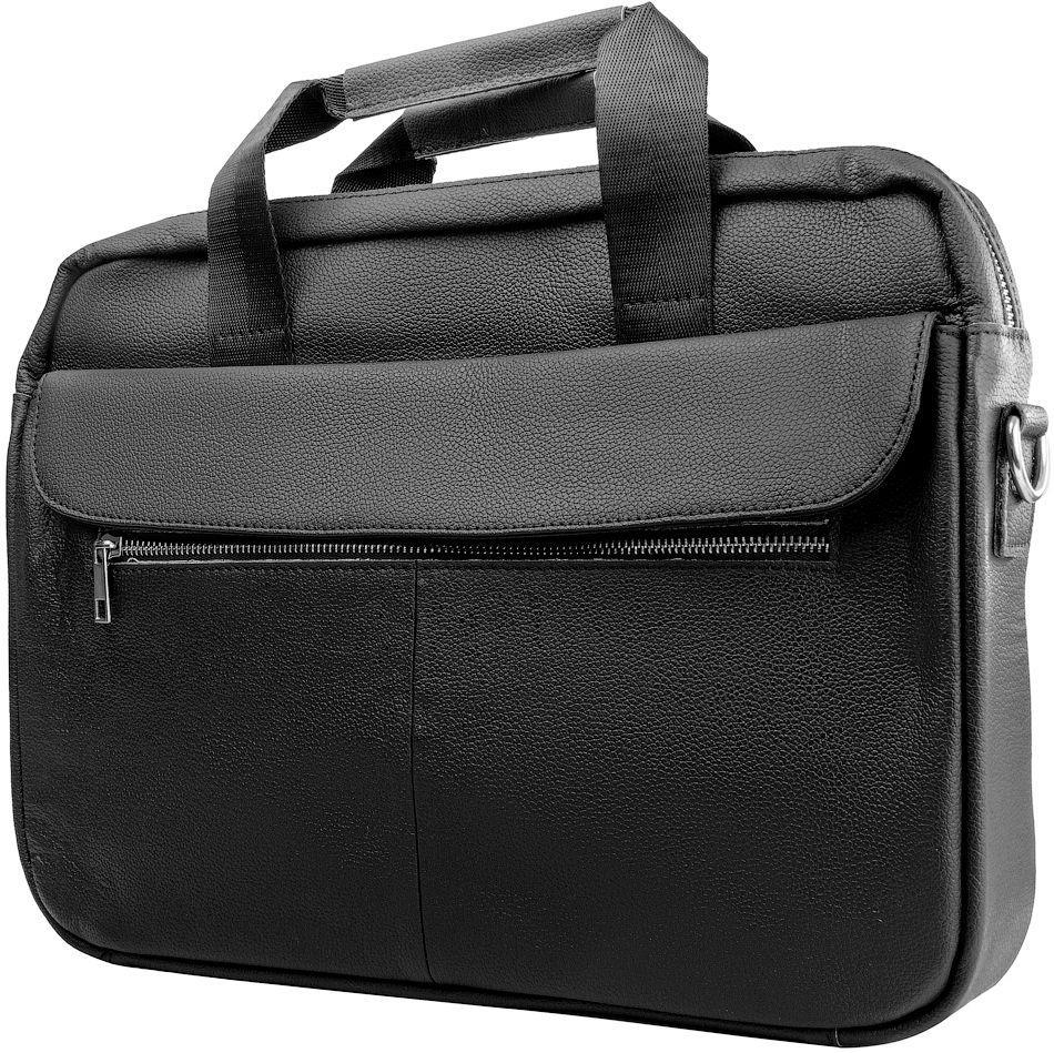 943eb1dff65f Сумка-портфель ETERNO RB-BX1127A, мужская, кожаная, черная — только ...