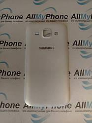 Задняя панель корпуса Samsung J1/J100 Белая