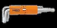 Набор ключей шестигранных  NEO 09-513