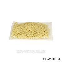 Горячий воск в гранулах. Ромашка. HGW-01-04