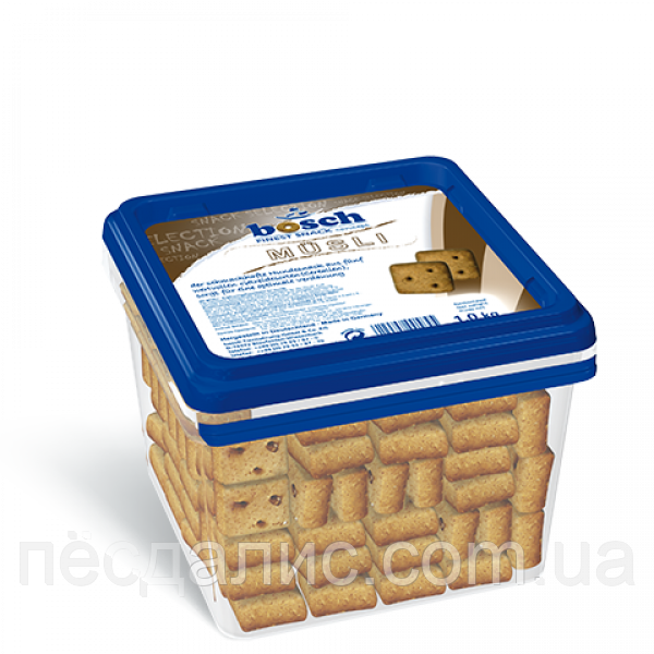Bosch muesli (лакомство), 1 кг