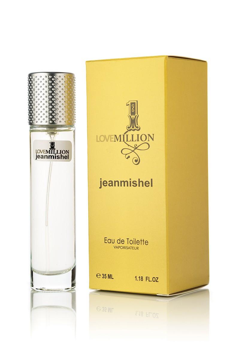 JEANMISHEL LOVE 1 MILLION EDP 35МЛ