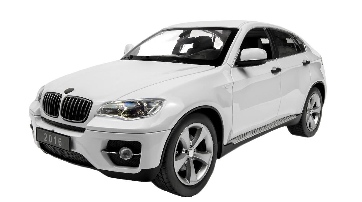 Машинка р/у 1:14 Meizhi лиценз. BMW X6 (белый)