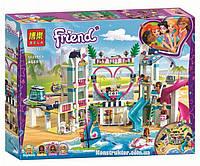 "Конструктор Bela 11035 ""Курорт Хартлейк-Сити"" Френдс, 1029 деталей. Аналог Lego Friends 41347"