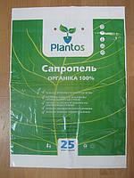 """Мешки полиэтиленовые ПВД(LDPE) с печатью """"Plantos"""""""