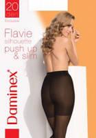 Daminex 20 den Flavie push-up and slim