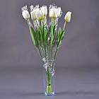 Тюльпан малый штучный, 60 см NZ - 4 (90 шт./уп.) Искусственные цветы оптом, фото 4