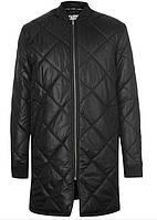 Мужской длинный бомбер куртка фирменная Fabric Англия