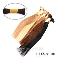 """Весовые волосы """"Remy""""  HB-CS-(01-60)"""