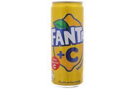 Fanta Lemon Flavor
