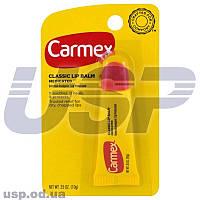 Carmex Original Tube Lip Balm 35oz 10g бальзам для губ