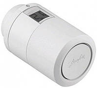 Умная термоголовка Danfoss Eco, Bluetooth, резьба М30 х 1.5, 2 x AA, 3V, белая