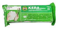Пластилин KOH-I-NOOR Keraplast белый 1000 гр