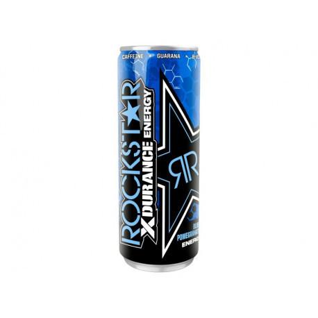 Энергетический напиток Rockstar bluebery