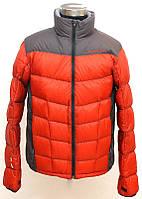 Куртка весенняя утепленная спортивная. Легкий пуховик.