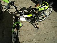 Велосипед Azimut  (20) 2-х колесный со  звонком ,зеркалом,ручным тормозом, фото 1