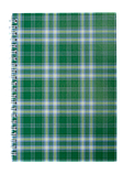 Блокнот А6 48арк SHOTLANDKA пружина збоку, клітина, фото 3