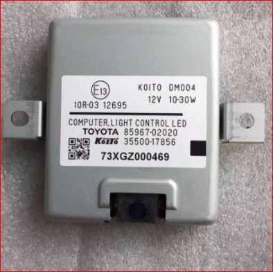 Блок розжига LED контроллер 85967-02020 Koito 35500-17856