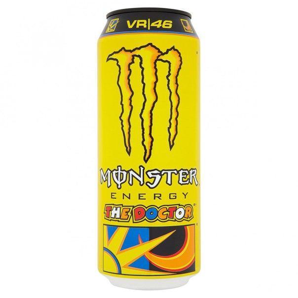 Энергетический напиток Monster Energy The Doctor