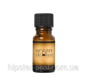 Масло аргановое для волос и тела De Luxe Professional Argan Oil Hair & Body Serum 10 ml