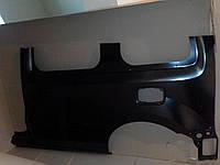 Четверть задняя левая (Крыло) Renault Kangoo (Рено Кенго) 2008-2014, фото 1