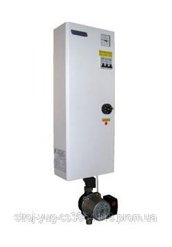 Котел электрический одноконтурный навесной ТермоБар Ж7-КЕП-15 (с насосом)