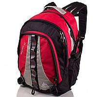 Рюкзак спортивный Onepolar Мужской рюкзак ONEPOLAR (ВАНПОЛАР) W1002-red