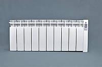 Электрический радиатор ОптиМакс низкопольный 10 секций - 1200  Вт