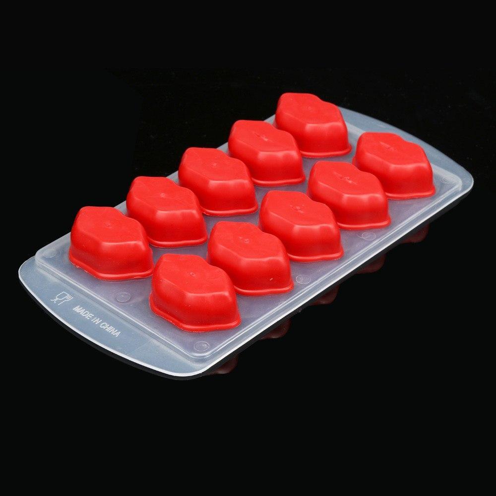 Форма для льда, конфет и мармелада Поцелуй
