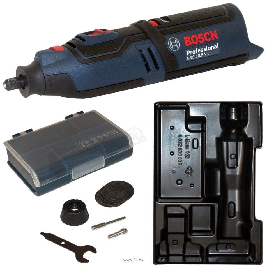 Гравер Bosch GRO 10.8 V-LI Professional 06019C5000