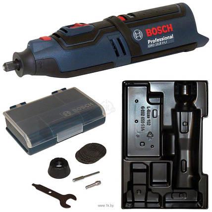 Гравер Bosch GRO 10.8 V-LI Professional 06019C5000 , фото 2