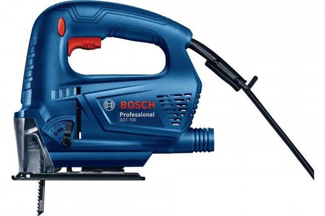 Электролобзик Bosch GST 700 Professional 06012A7020 , фото 2