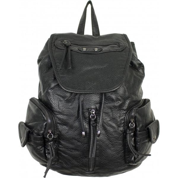 aaca4c81d4ff Рюкзак черный женский код 12-305: продажа, цена в Днепре. рюкзаки ...