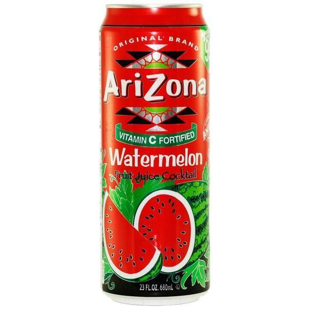 Холодный чай Arizona Watermelon