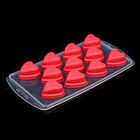 Форма для льда, конфет и мармелада Сердце, фото 1