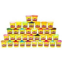 Пластилин, набор из 36-и баночек Плей До Play-Doh