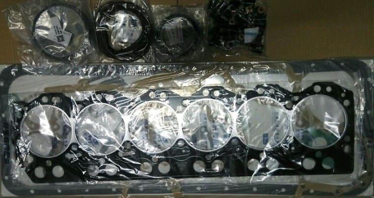 Комплект прокладок двигателя полный FAW СА3252 (Фав 3252)