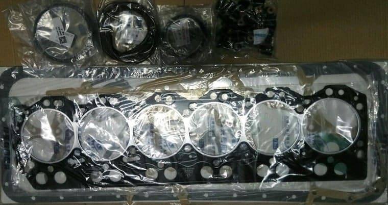 Комплект прокладок двигателя полный FAW СА3252 (Фав 3252), фото 2