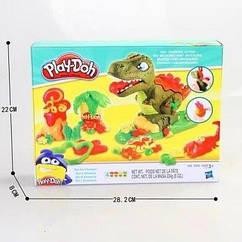 Пластилин Масса для лепки Плей-До Play-Doh MK2325 Динозавр ( аналог)