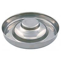 Миска для щенков металлическая, 4,0 л / Ø 38 см