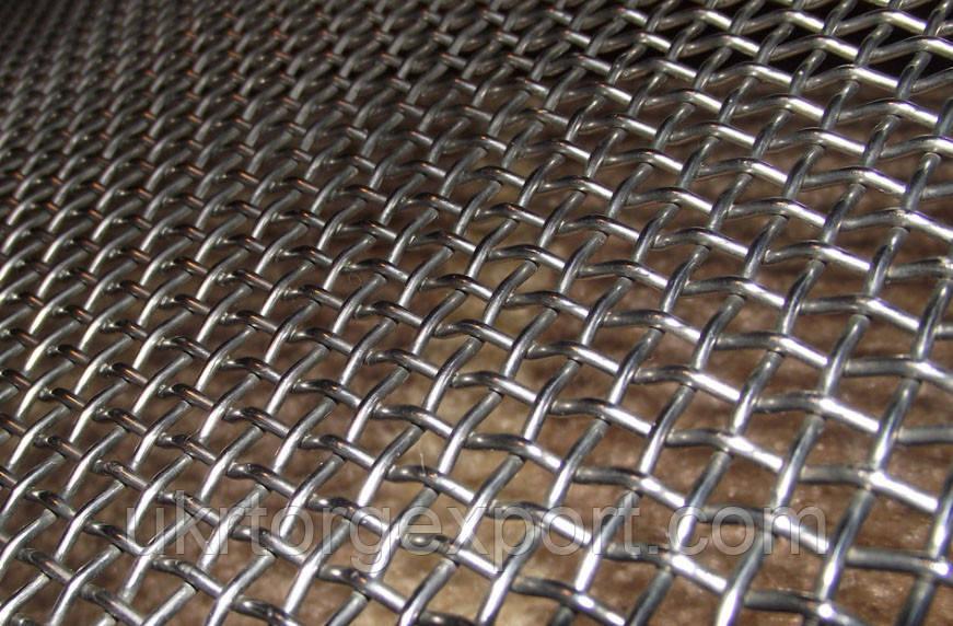 Сетка фильтровая нержавеющая (ГОСТ 3187-76) П-56
