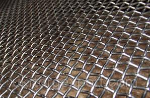 Сетка тканая низкоуглеродистая 0,4 х 0,2