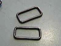 Рамка прямоугольная темный никель 20 мм (1000 штук)