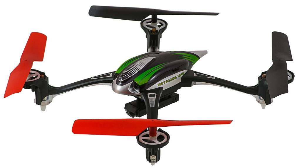 Квадрокоптер р/у 2.4ГГц WL Toys V636 Skylark с камерой