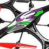 Квадрокоптер большой р/у 2.4ГГц WL Toys V333 Cyclone 2 , фото 5