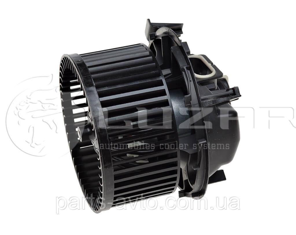 Вентилятор пічки Dacia Logan без кондиціонера Luzar LFh 0991, 6001547691, 7701067982