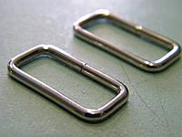 Рамка прямоугольная 20 мм никель (1000 штук)
