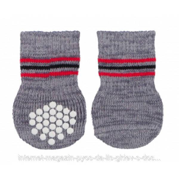 Защитные носочки для собак, 1 уп - XL 2 шт.